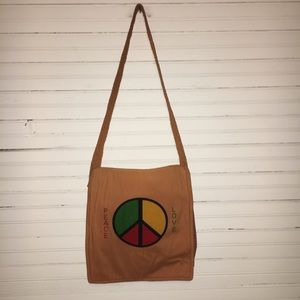 Handbags - ✌️PEACE & LOVE✌️ SATCHEL PURSE